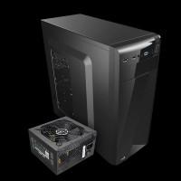 AeroCool PGS CS-1101 Black + VX-550 EL 550W (ACCX-PC02050.11)