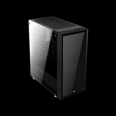 AeroCool PGS Quartz RGB Window Glass Black (ACCM-PB07043.71)