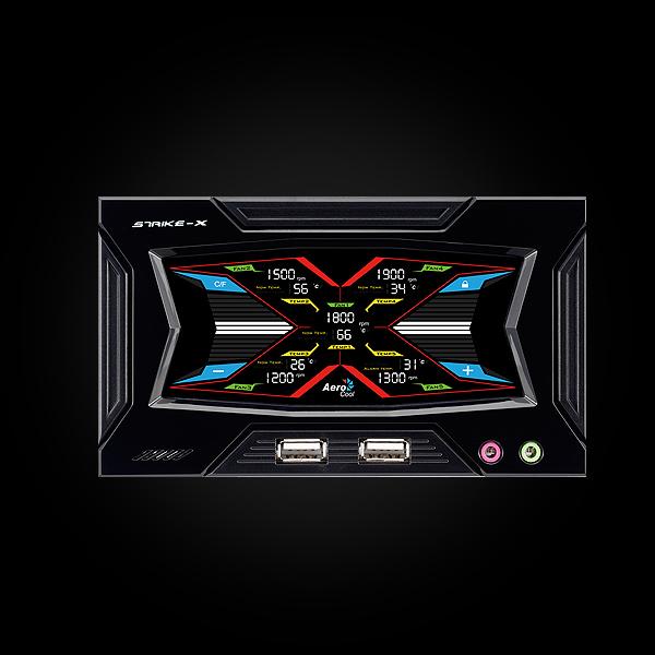 AeroCool Strike-X Panel (EN 55499) купить