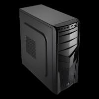 AeroCool PGS V2X (Black) (4713105954760) + Aerocool VX-550