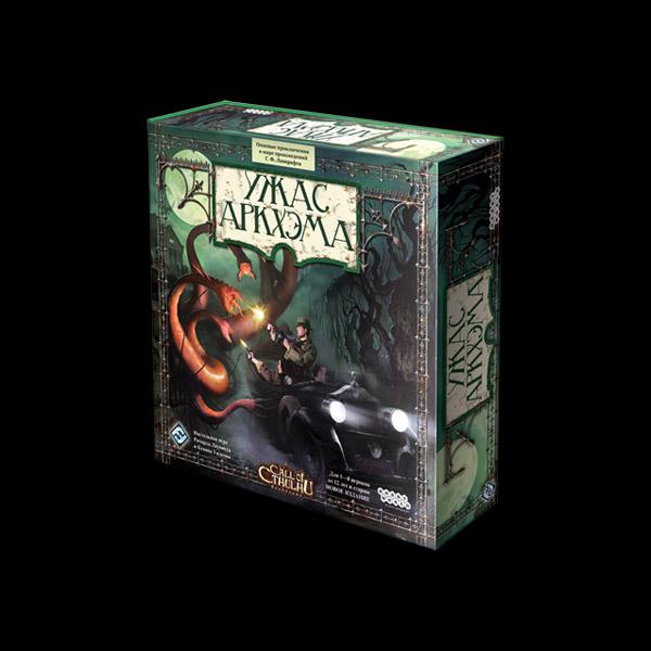 Ужас Аркхема (Arkham Horror) купить