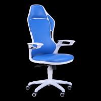 Art Metal Furniture Racer Blue/White (512450)