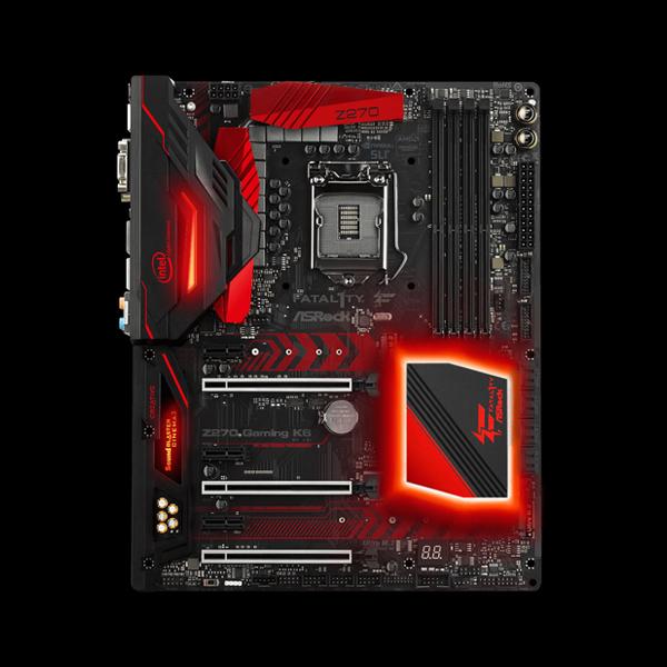 ASRock Z270 Gaming K6 цена