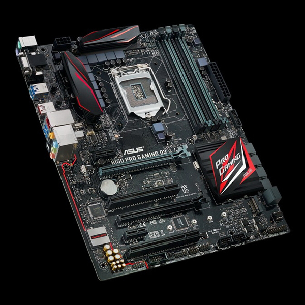 Asus B150 Pro Gaming D3 купить