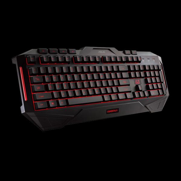 Asus Cerberus Gaming Keyboard (90YH00R1-B2QA00)