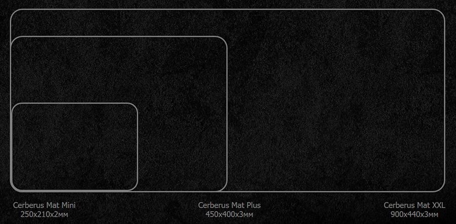 Размеры ковриков