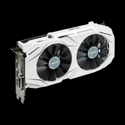 Asus GeForce® GTX 1060 Dual OC 6G (DUAL-GTX1060-O6G) купить