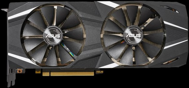 ASUS Dual GeForce RTX 2080 Ti фото 1