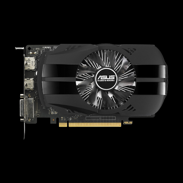 Asus GeForce® GTX 1050 Phoenix 2G (PH-GTX1050-2G) цена