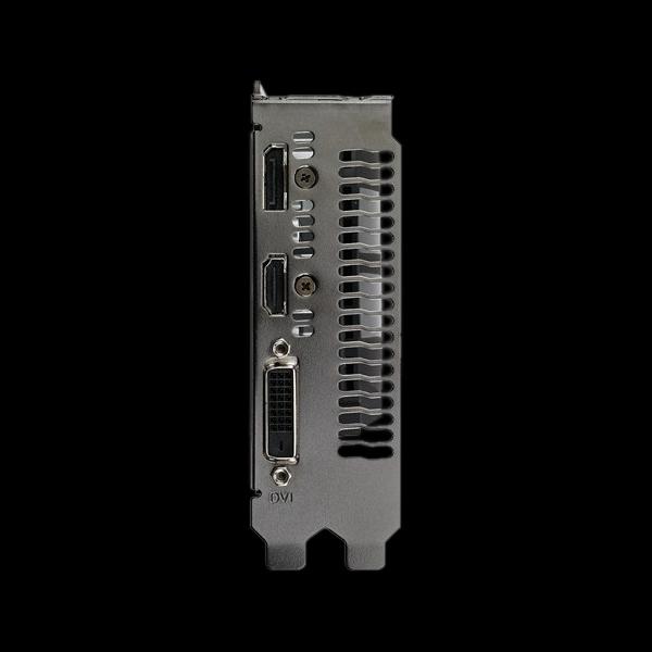 Asus GeForce® GTX 1050 Phoenix 2G (PH-GTX1050-2G) фото