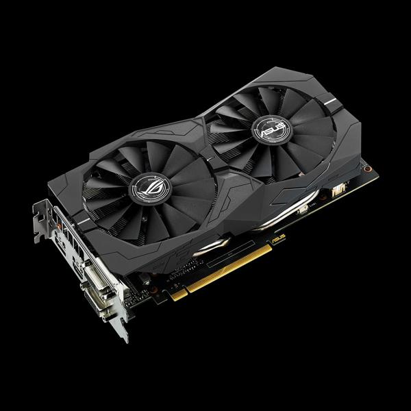Asus GeForce® GTX 1050 Ti Strix 4G (STRIX-GTX1050TI-4G-GAMING) купить