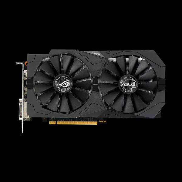 Asus GeForce® GTX 1050 Ti Strix 4G (STRIX-GTX1050TI-4G-GAMING) цена