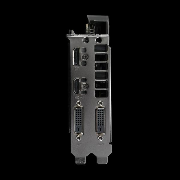 Asus GeForce® GTX 1050 Ti Strix 4G (STRIX-GTX1050TI-4G-GAMING) фото