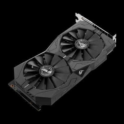Asus GeForce® GTX 1050 Ti Strix OC 4G (STRIX-GTX1050TI-O4G-G) купить