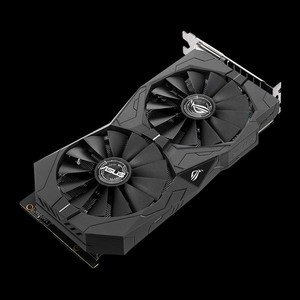 Asus GeForce® GTX 1050 Strix 2G (STRIX-GTX1050-2G-GAMING) купить