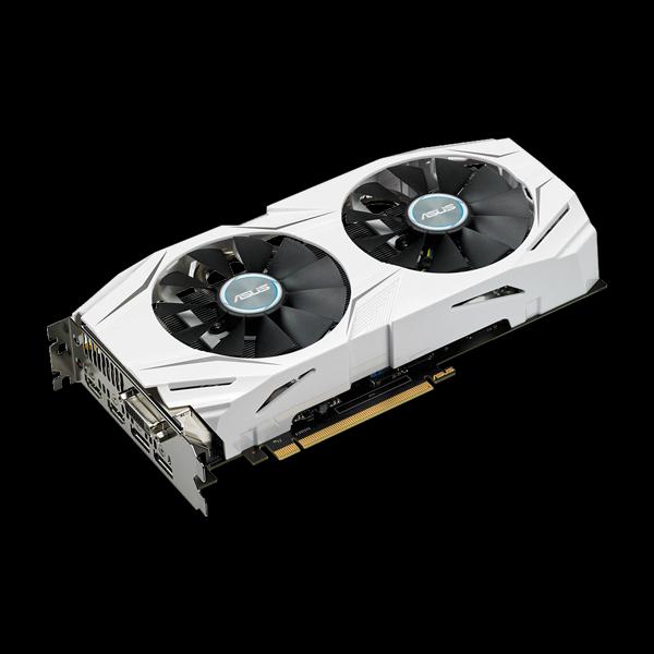 Asus GeForce® GTX 1060 Dual 3G (DUAL-GTX1060-3G)