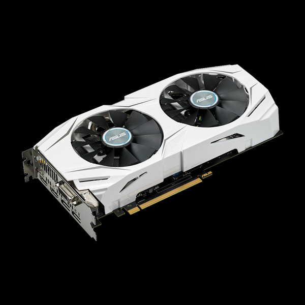 Asus GeForce® GTX 1060 Dual 3G (DUAL-GTX1060-3G) купить