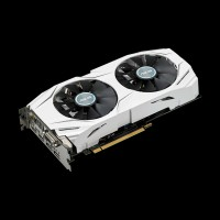 Asus GeForce® GTX 1060 Dual OC 3G (DUAL-GTX1060-O3G)