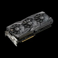 Asus GeForce GTX 1080 Strix OC PS 8G (STRIX-GTX1080-O8G-11GBPS)
