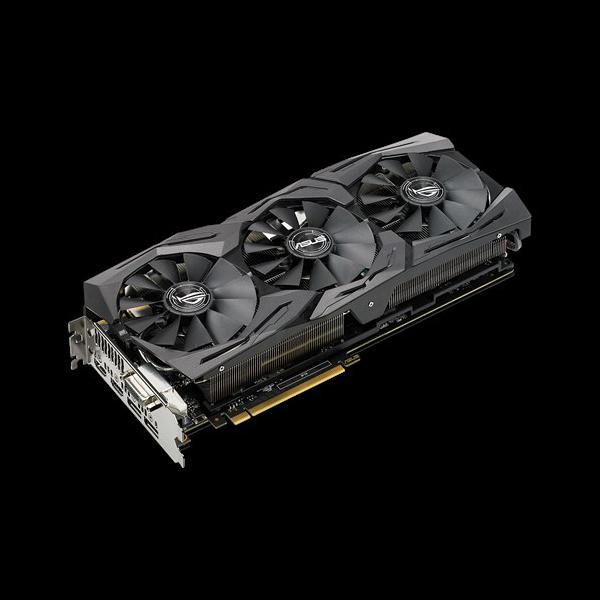 Asus GeForce® GTX 1080 Ti Strix OC 11G (STRIX-GTX1080TI-O11G-GAMING) купить