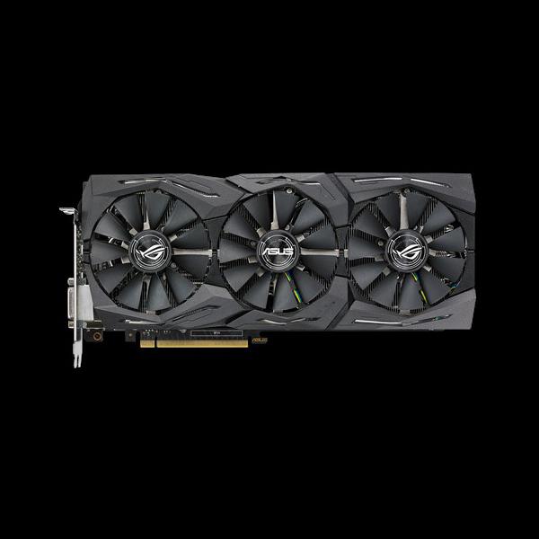 Asus GeForce® GTX 1080 Ti Strix OC 11G (STRIX-GTX1080TI-O11G-GAMING) стоимость