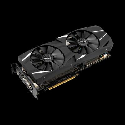 Asus GeForce RTX 2060 DUAL OC (DUAL-RTX2060-O6G) купить