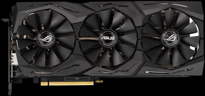 ASUS GeForce RTX 2060 фото 2