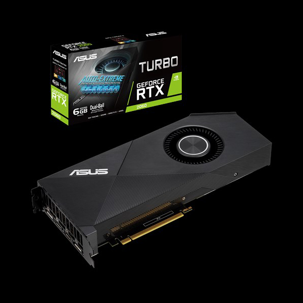Asus GeForce RTX 2060 TURBO (TURBO-RTX2060-6G) стоимость