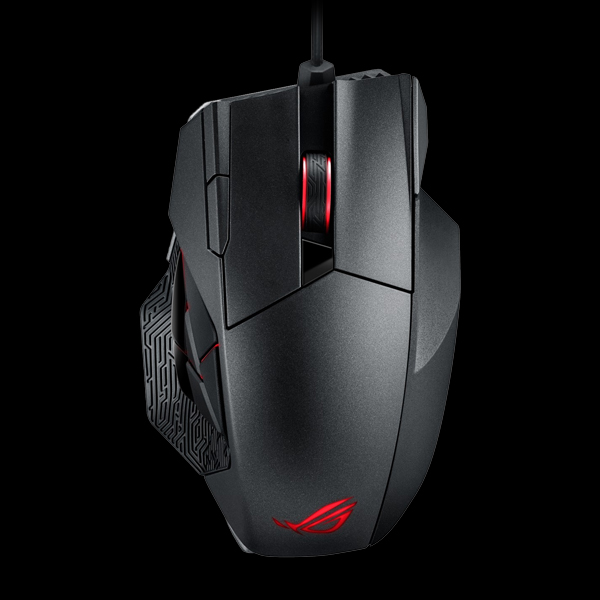 Asus ROG Spatha Wireless описание
