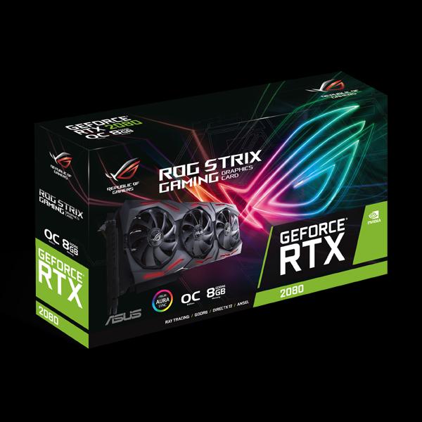 Asus ROG-STRIX RTX2080-O8G-GAMING фото