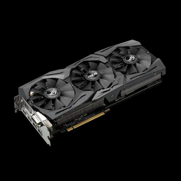 Asus GeForce® GTX 1060 Strix OC 6G (STRIX-GTX1060-O6G-GAMING) купить