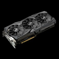Asus GeForce® GTX 1070 Strix 8G (STRIX-GTX1070-8G-GAMING)