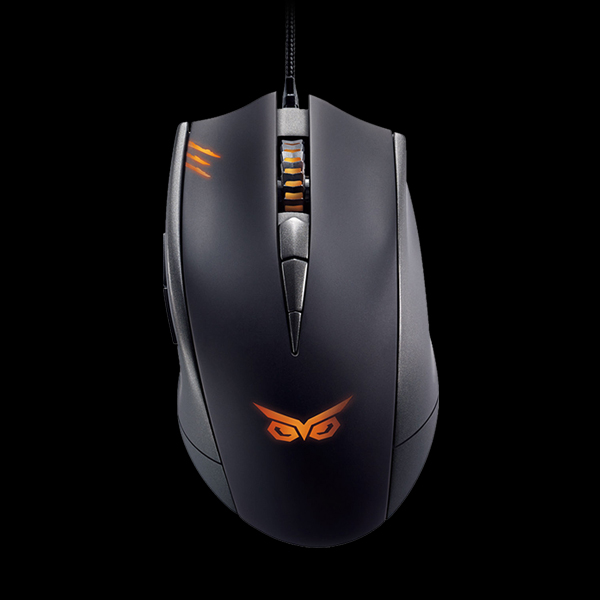 Asus Strix Claw Gaming Mouse (90YH00C1-BAUA00) фото