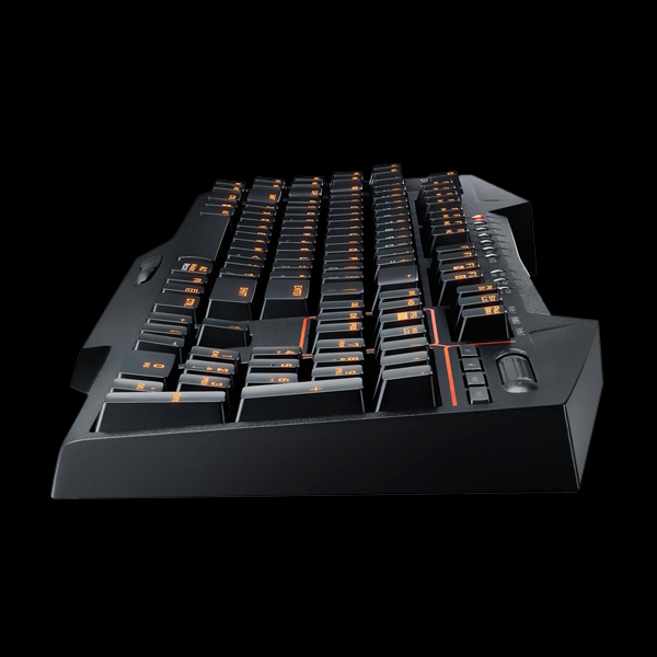 Asus Strix Tactic Pro Keyboard (90YH0081-B2RA00) фото