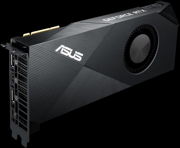 ASUS Turbo GeForce RTX 2080 Ti фото 1