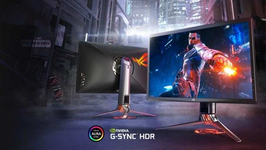 Технология NVIDIA G-SYNC