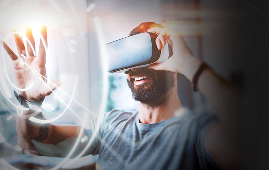 Для систем виртуальной реальности