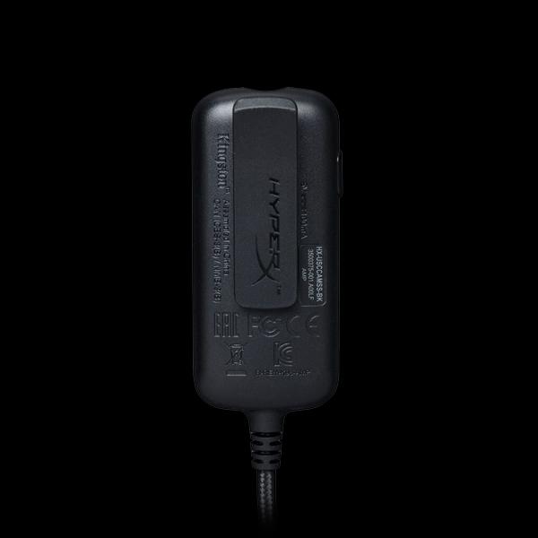HyperX Amp USB Sound Card (HX-USCCAMSS-BK) фото