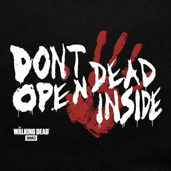 ABYstyle The Walking Dead - Dead Inside (ABYBAG228) фото