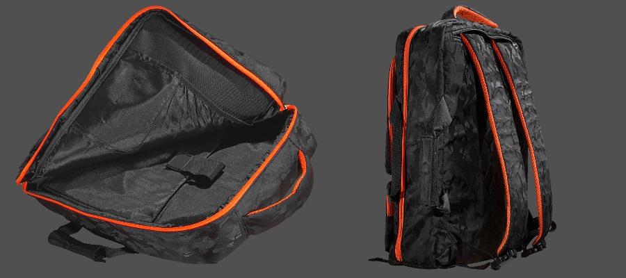 Рюкзак коллаж