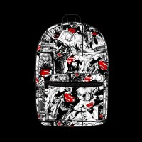 DC Comics Superman Backpack (BQ4AFESPM)