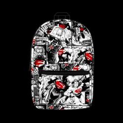 DC Comics Superman Backpack (BQ4AFESPM)