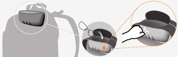 Защитный кейс с быстрым доступом для очков или гаджетов