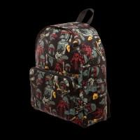 Star Wars Backpack Boba Fett All Over Print Backpack (BP3E7QSTW)