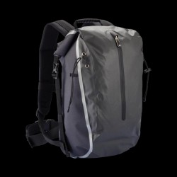 Swiss Peak waterproof backpack, grey (P775.052)