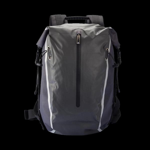 Swiss Peak waterproof backpack, grey (P775.052) описание
