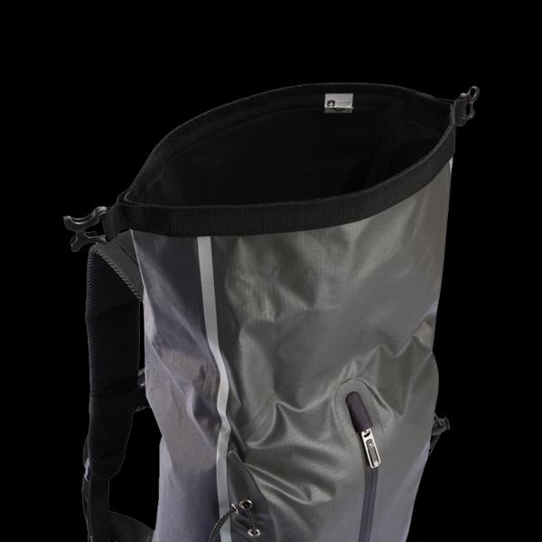 Swiss Peak waterproof backpack, grey (P775.052) цена
