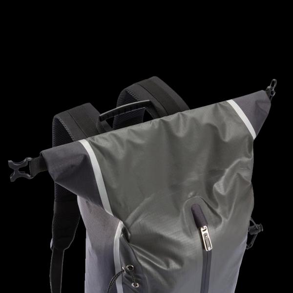 Swiss Peak waterproof backpack, grey (P775.052) в интернет-магазине