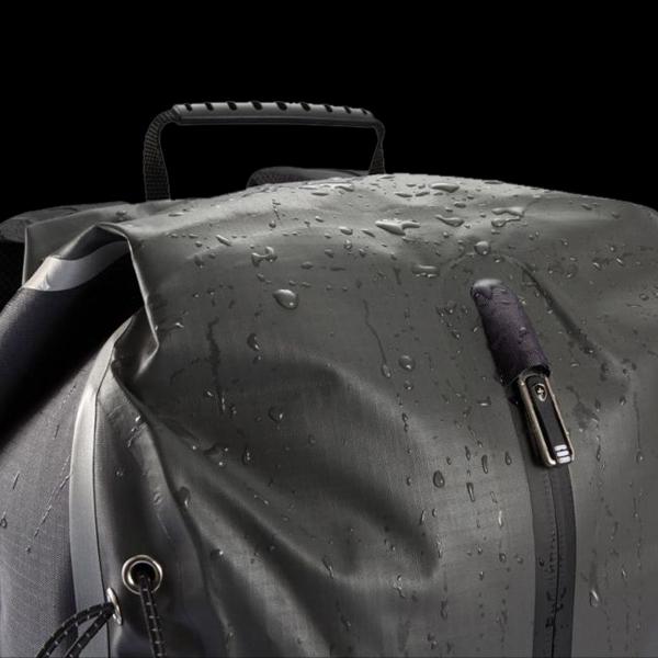 Swiss Peak waterproof backpack, grey (P775.052) стоимость