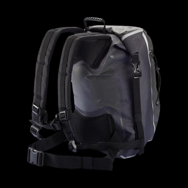 Swiss Peak waterproof backpack, grey (P775.052) в Украине